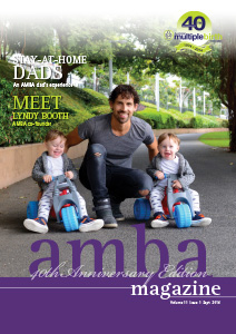 AMBA 2014 Magazine - 40th Anniversary Edition